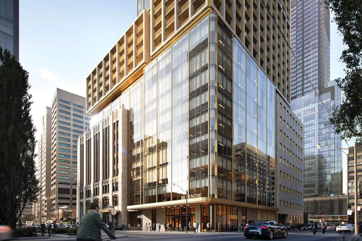 Davpart Launches The UNITED BLDG at 481 University Ave, Toronto
