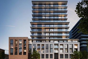 1 Jarvis Condominiums